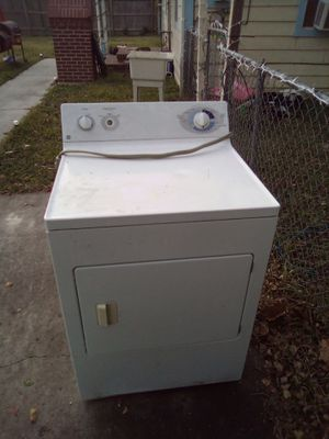 GE brand dryer works great for Sale in Pasadena, TX