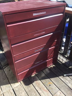 Garment Pattern File Cabinet for Sale in Southborough, MA