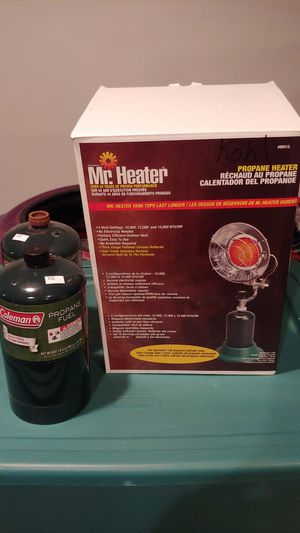 Propane camping heater-PPU for Sale in Gahanna, OH