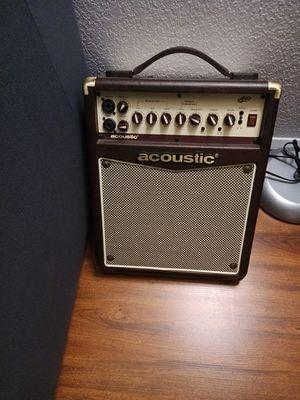 Acoustic Amp - $50 obo for Sale in Kirkland, WA