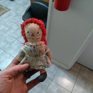 Vintage Ragady Ann Doll for Sale in Pemberton, NJ