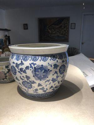 Ceramic Flower Pot for Sale in Port Richey, FL