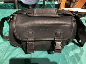 Sony Camera Bag for Sale in Las Vegas, NV