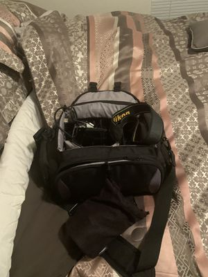 NIKON D90 with 18-105mm 250$ for Sale in Pickton, TX