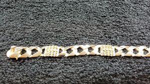 14kt Cuban link bracelet for Sale in Charlotte, NC