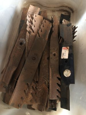 Mower blades for Sale in Clinton, OH