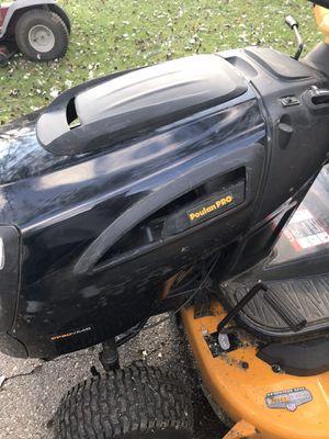 Riding Lawn Mower Poulon PRO PP20 VA46 for Sale in Flint, MI