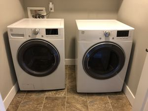 Kenmore washer and gas dryer - front loaders for Sale in Lake Tapps, WA