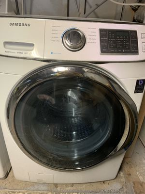 Samsung washer and dryer set for sale for Sale in Shelton, CT