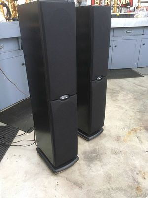 Polk Audio RT800i tower speakers for Sale in West Covina, CA