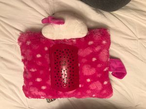 Hello kitty pillow pet dream lites for Sale in Riverside, CA