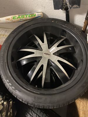 Rims tires for Sale in Winter Garden, FL