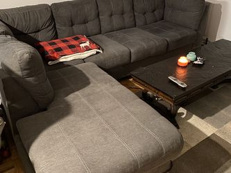 Raymour & Flanigan 2-PC Sectional for Sale in Hoboken,  NJ