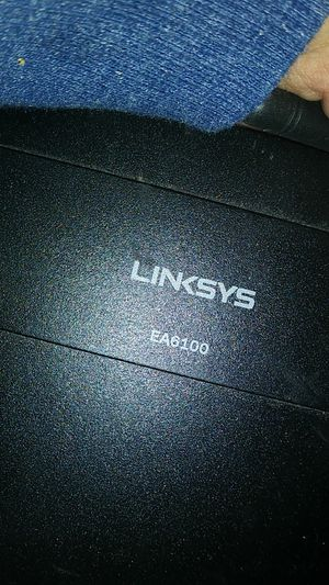 Router linksys for Sale in San Leon, TX