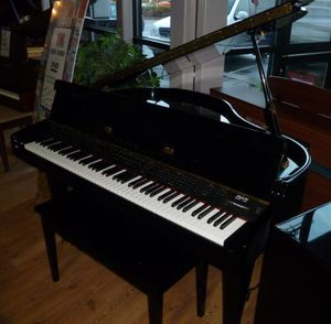 Kurzweil Mark 110 Ensemble baby grand piano for Sale in Adelaide, CA