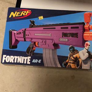 NERF FORTNITE AR-E for Sale in Atlanta, GA