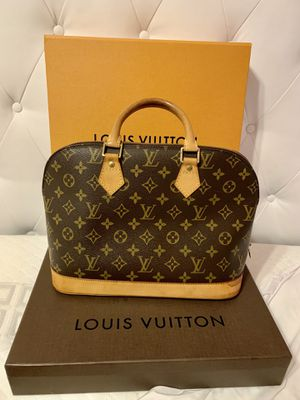 Louis Vuitton alma pm for Sale in Fort McDowell, AZ