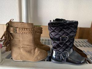 Size 6 girl boots for Sale in San Bernardino, CA