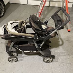 Double stroller For Free for Sale in Hopkinton, MA