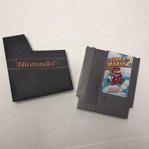 NINTENDO Super Mario Bros. 2 Game for Sale in Dickinson, TX