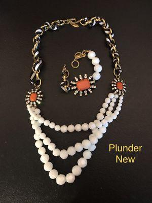 Plunder necklace & bracelet for Sale in Lebanon, TN