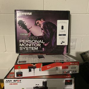 Shure Monitor for Sale in Kissimmee, FL