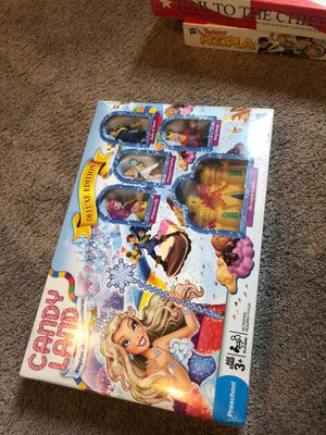 Candy land deluxe edition board game for Sale in Seattle, WA