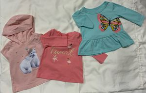 Carter's 0-3 Month Baby Girl Clothes Bundle for Sale in Mount Rainier, MD