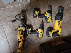 Dewalt combo for Sale in Prattville, AL