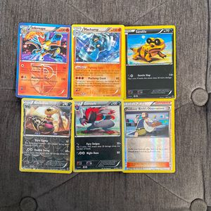 6 HOLOS Pokemon Cards for Sale in Milpitas, CA