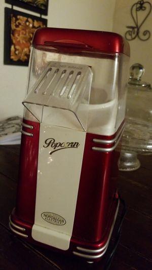 Nostalgia electrics popcorn machine for Sale in Las Vegas, NV