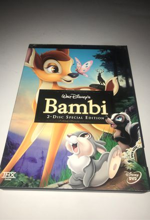 Disney's Bambi DVD for Sale in Corona, CA