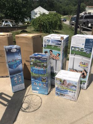 Pools of all sizes for Sale in Bellaire, OH