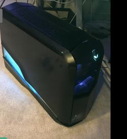 Alien ware PC with 20 gig ram and full set of blue finger for Sale in Lorton,  VA