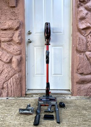 Shark Multi Flex Duo Clean Cordless Handheld Vacuum Cleaner w/ all attachments for Sale in El Cajon, CA