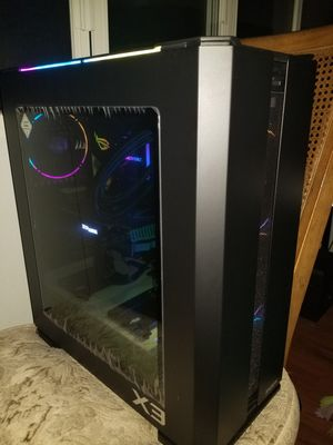 Intel i9 9900k Rtx 2070 super brand new rgb gaming pc for Sale in Garden Grove, CA