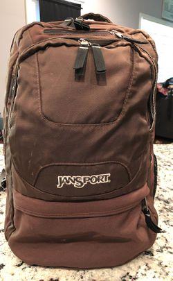 Brown JANSPORT Bookbag/Backpack for Sale in Snow Camp,  NC