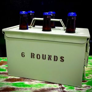 Custom Ammo Can Insulated Beer Cooler for Sale in Richmond, VA