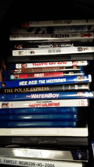 Movies blue Ray's and DVDs for Sale in Miami, FL