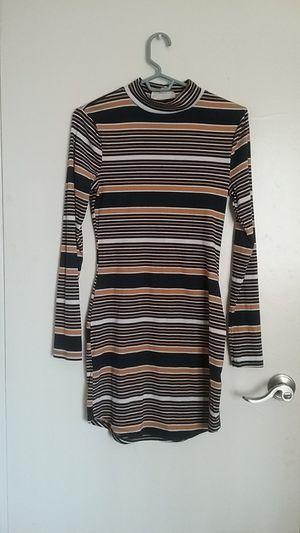 Longsleve striped body dress 💫 Size L for Sale in Glendale, AZ