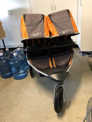 Bob double stroller for Sale in Yorba Linda, CA