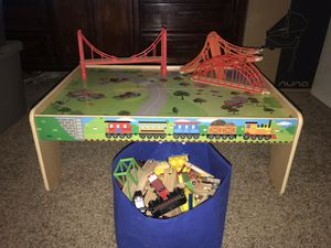 Children's/ Kids activity table with toys for Sale in Fort Worth, TX
