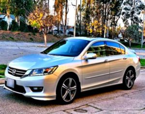 Car is very clean 2O13 Honda Accord EX-L for Sale in Seattle, WA