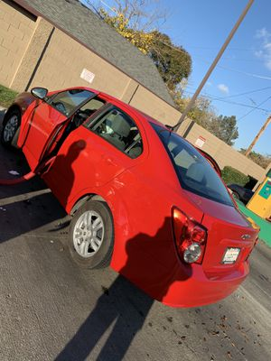 Chevy Sonic for Sale in Stockton, CA
