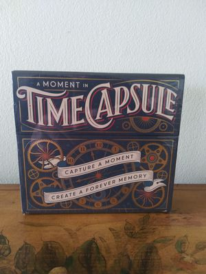 Time Capsule Memory Maker from Nordstrom for Sale in Warren, MI