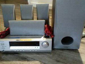 Onkyo 5.1 Surround sound TX sr373 for Sale in Salt Lake City, UT
