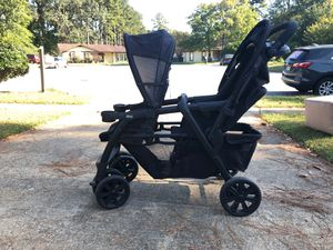 Chicco double stroller for Sale in Virginia Beach, VA