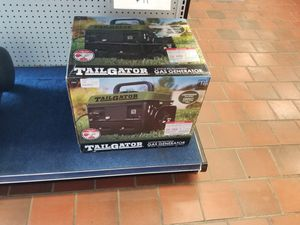 Tailgater recreational gas generator for Sale in Lewisville, TX