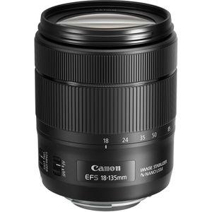 Canon EF-S 18-135mm f/3.5-5.6 IS USM Lens for Sale in Lehi, UT