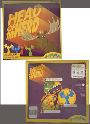 Brand new - unopened Head of the Herd board game for Sale in Laurel, MD